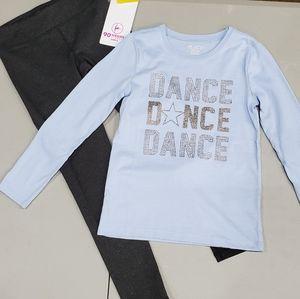 🆕️ The Children's place tee & leggings